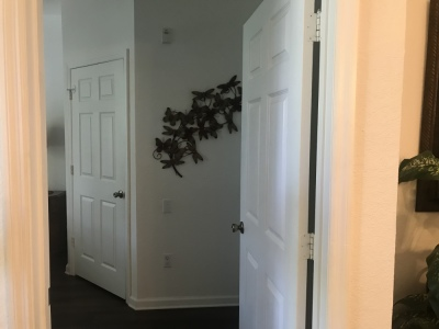 Entrance to King Bedroom