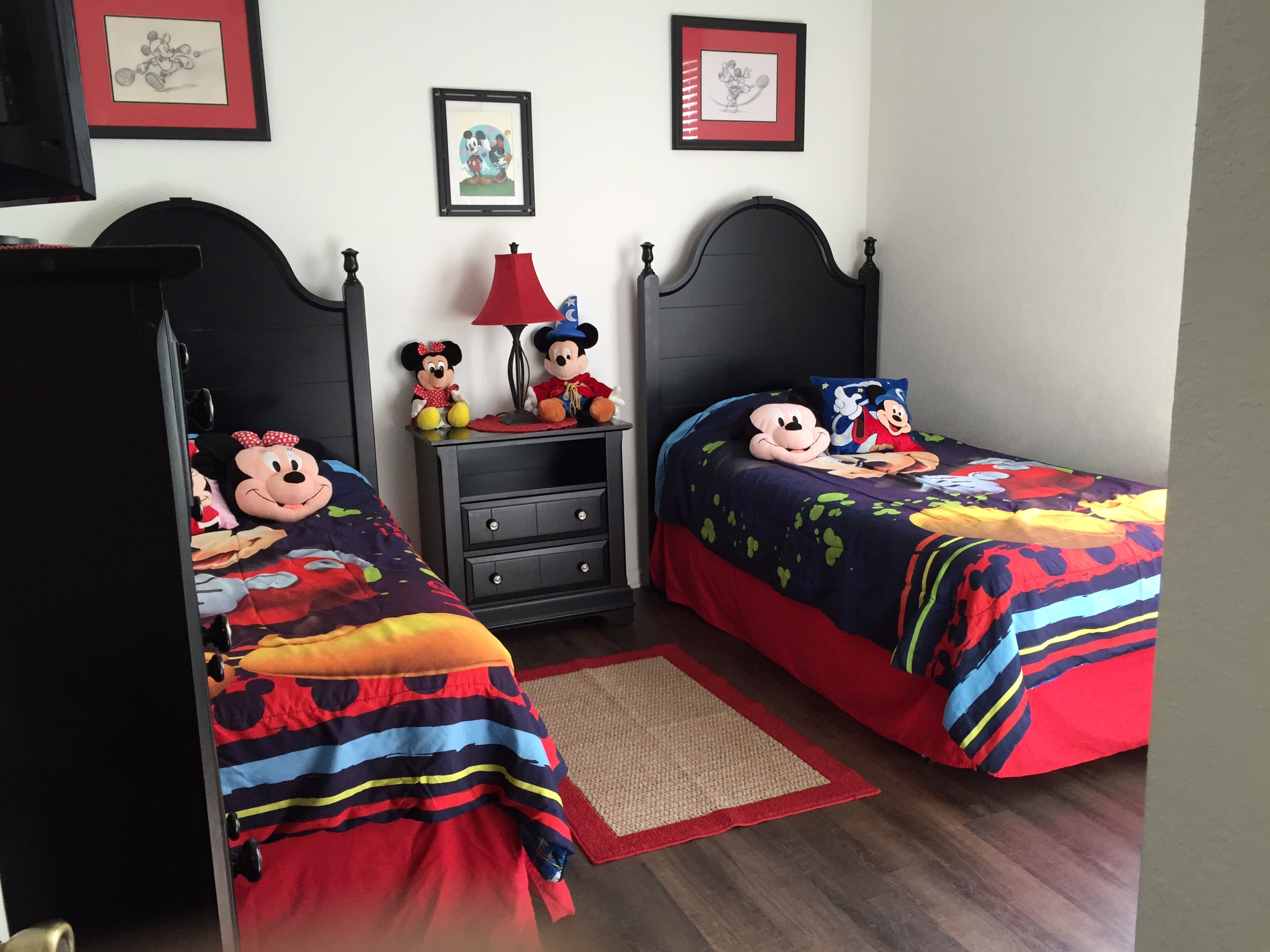 Mickey & Minnie Room